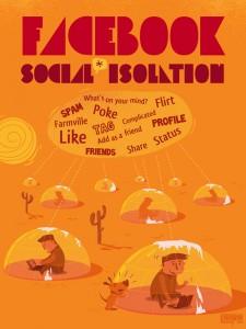 Facebook Isolation
